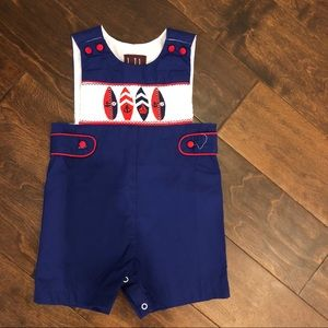 Other - Baby boy overalls set